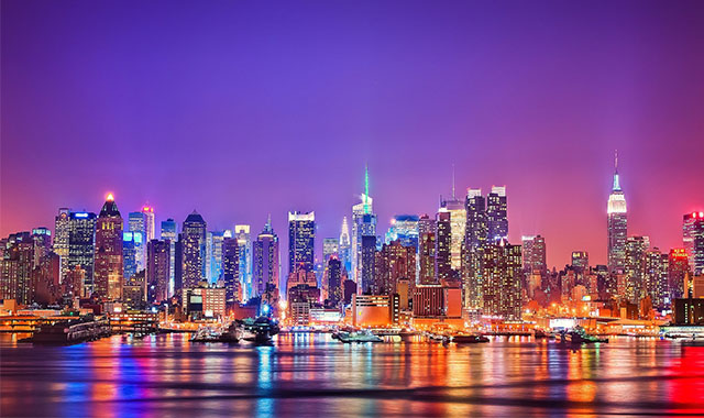 New York - 10 Best Wallpapers For Dell XPS 13 2015