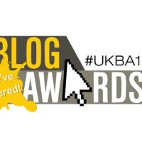 Blazing Minds up for a Blog Award #UKBA15