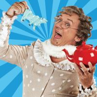 Mrs Brown's Boys is making a welcome return to the Rhyl Pavilion