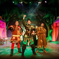 We Chat with Josh Bennett About Robin Hood