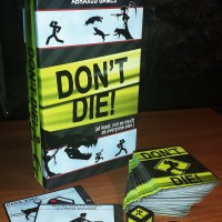 Don't Die! A Fast Paced Card Game!