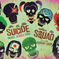 Win an Awesome Suicide Squad Ammo Box Packed with Ten Character T-Shirts