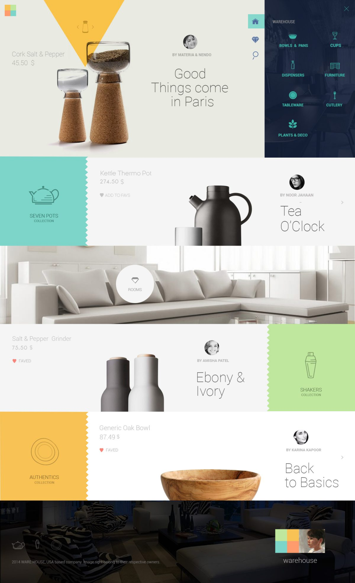 Warehouse Website Warehouse Free Website Psd Template Blazrobar