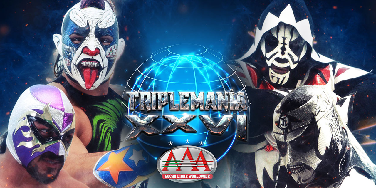 Lucha Libre Aaa Twitch Will Stream Aaa Lucha Libre Worldwide S Triplemania Xxvi