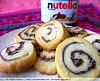 Nutella Pinwheel Cookies