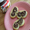Nutella Palmiers