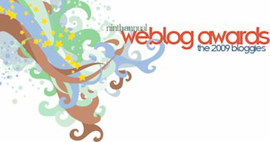 2009 Weblog Awards