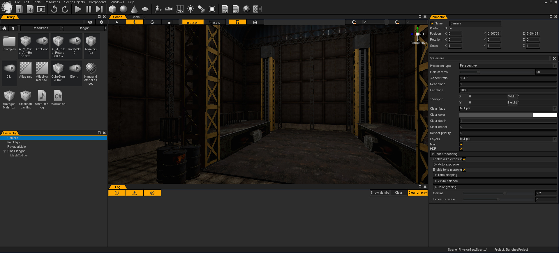 3d Open New 3d Open Source Game Engine To Keep Track Of Blender And Cg