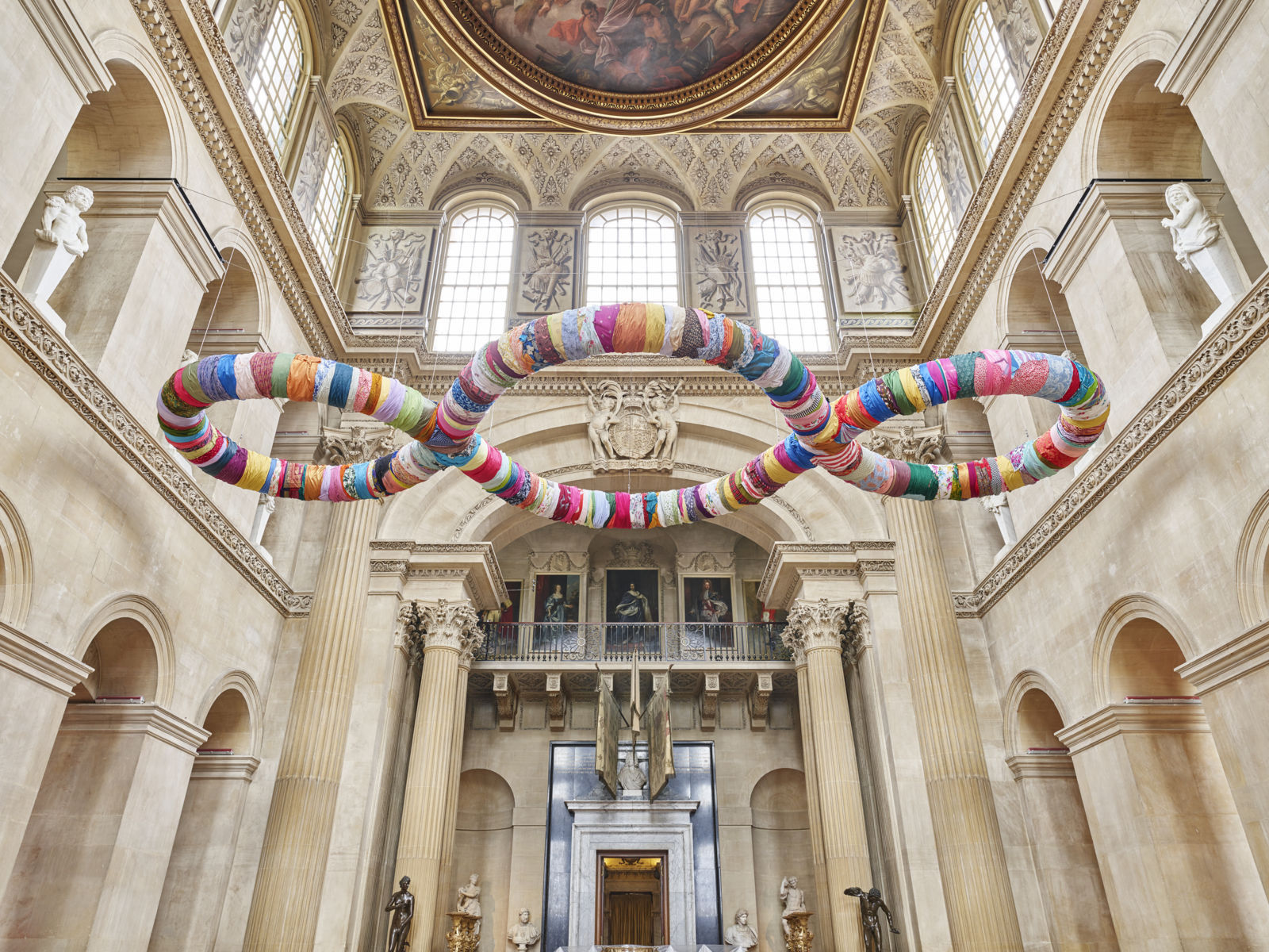 Arte Povera Venus Michelangelo Pistoletto Blenheim Art Foundation