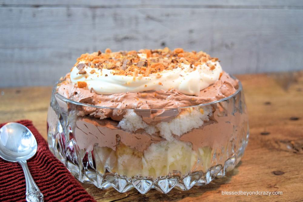 Lite Chocolate Mousse Dessert 2