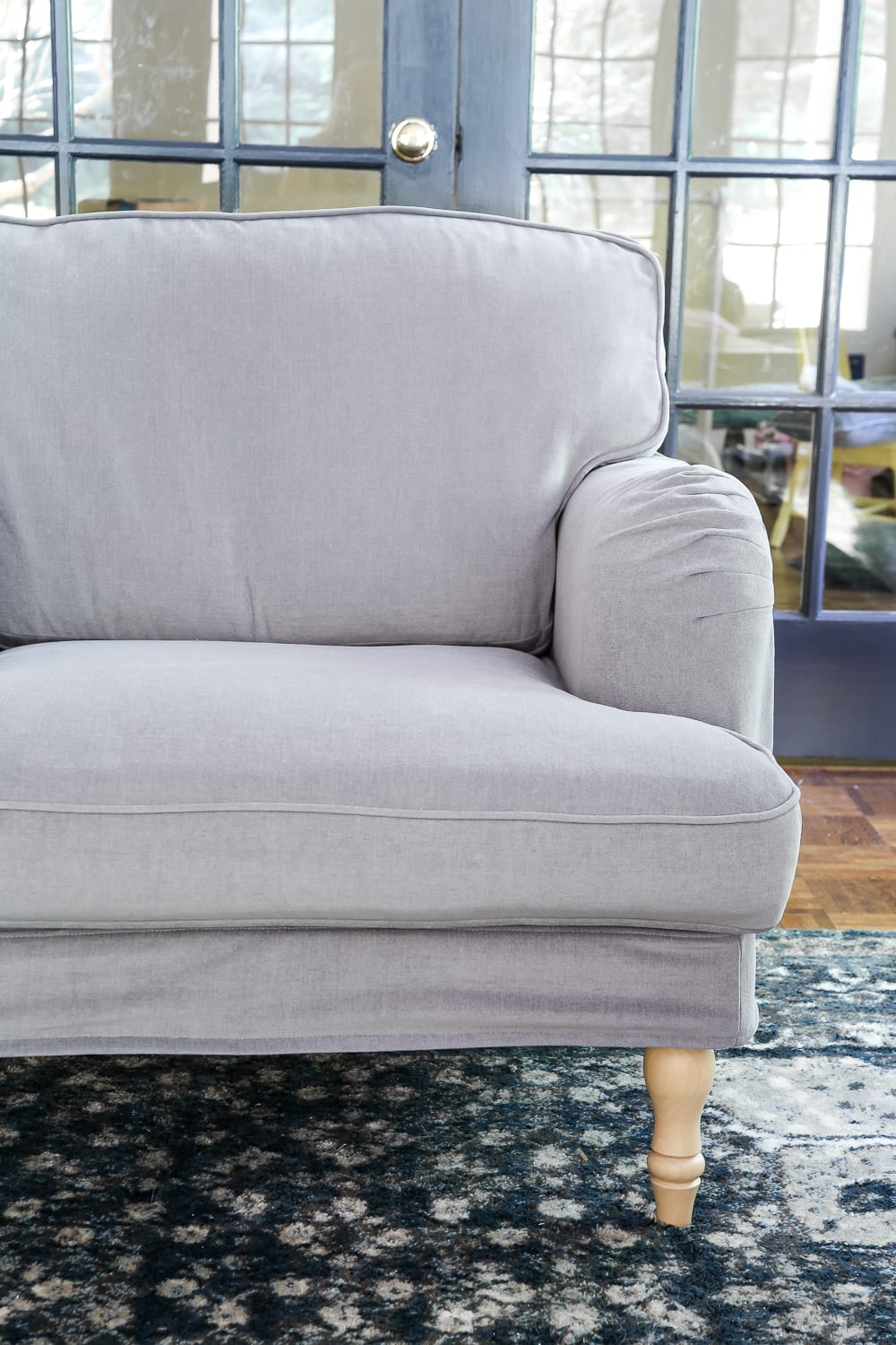 Ikea Sofa Round Rock Ikea S New Sofa And Chairs And How To Keep Them Clean Bless Er House