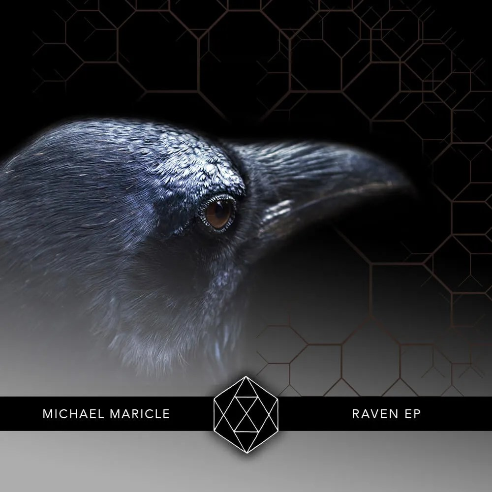 "Album art for Michael Maricle ""Raven EP"""