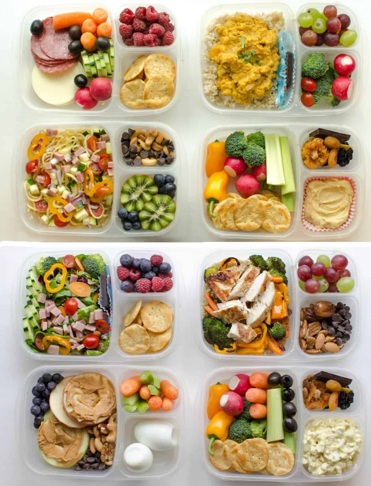 Lunch In A Box 8 Adult Lunch Box Ideas Healthy Easy Work Lunch Ideas