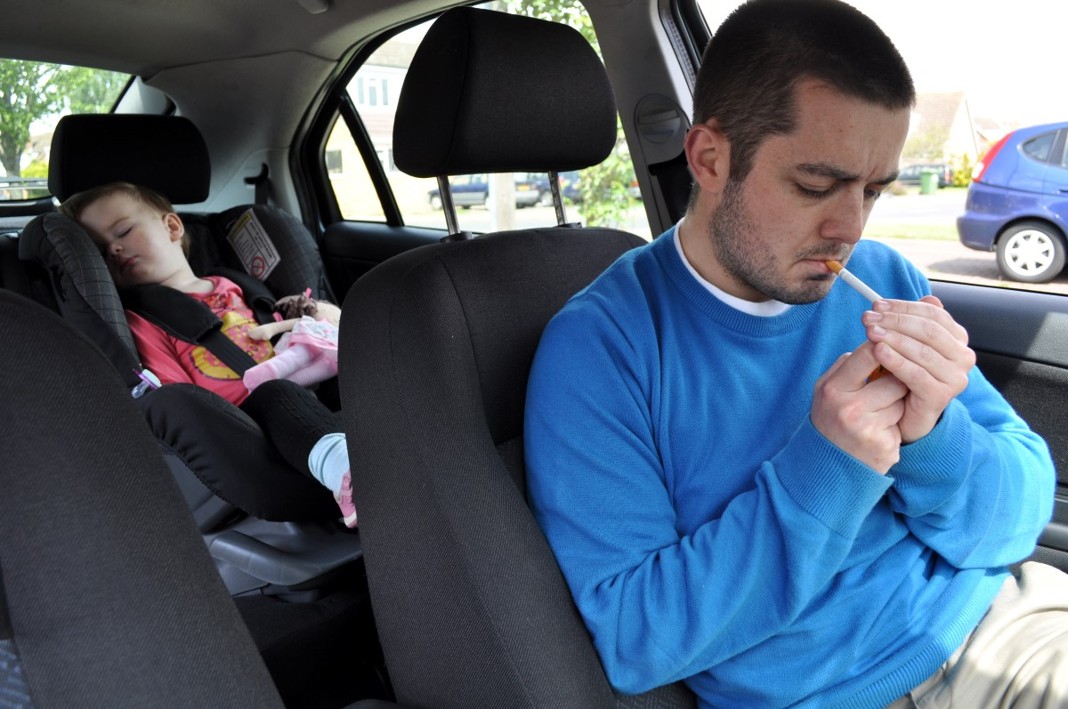 Child Car Seat Regulations 10 Myths About Smoking In Cars British Lung Foundation