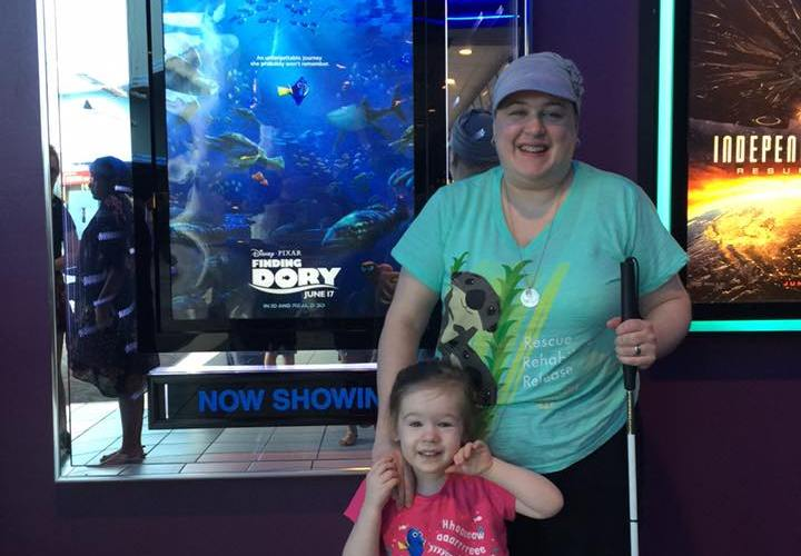 WonderBaby Guest Post: Destiny the Whale Shark in Finding Dory