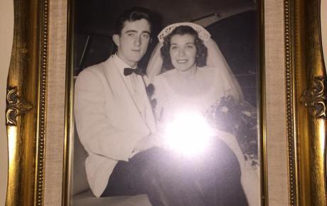 "In Memory of My Grandmother – Nana Johanna ""Joan"" Benford"