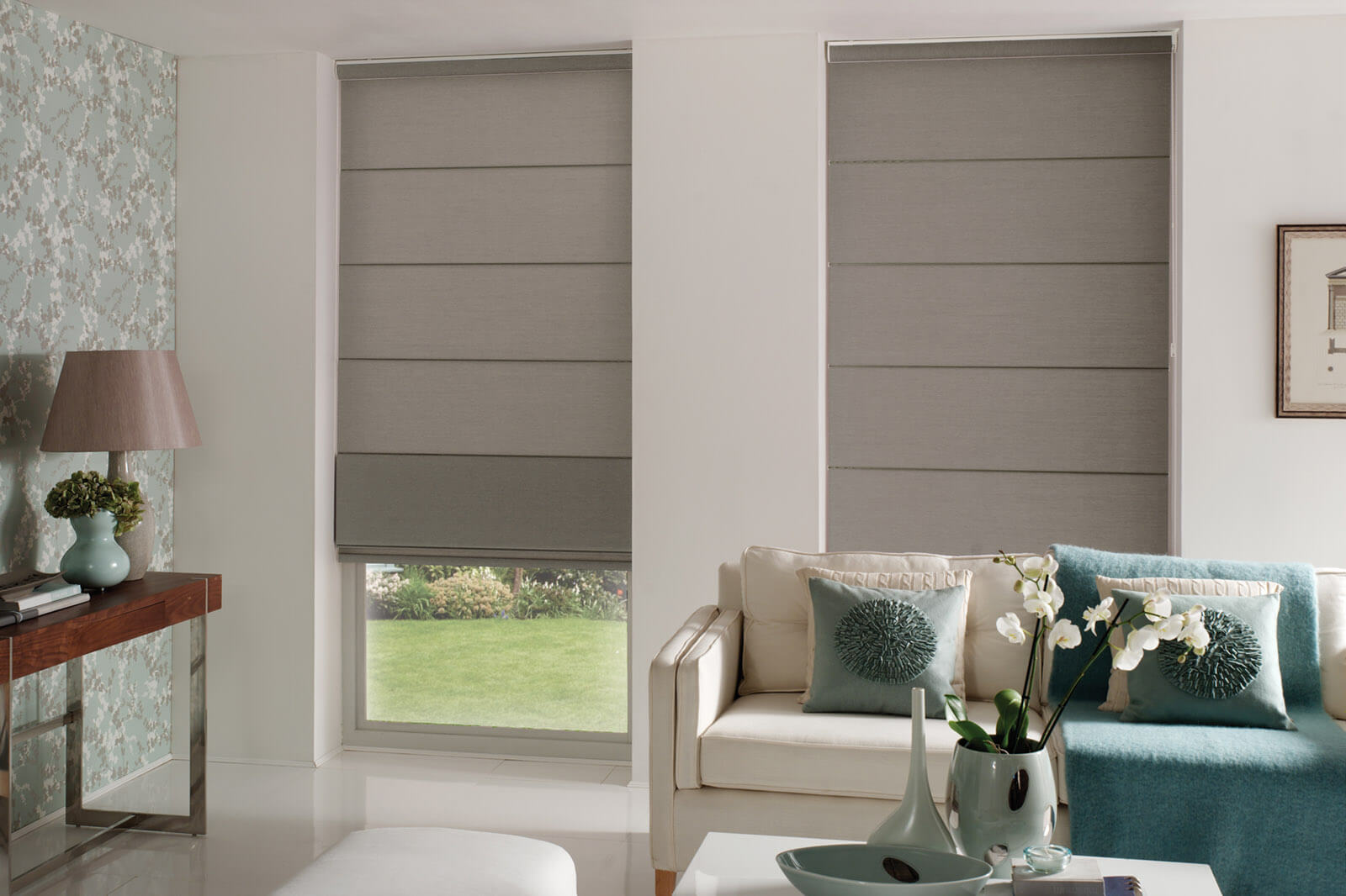Where To Buy Roman Shades Roman Blinds How To Choose The Perfect Fit Blinds Exact