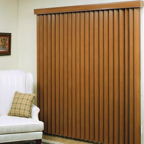 Blinds.com Reviews Faux Wood Vertical Blinds | Blinds.com