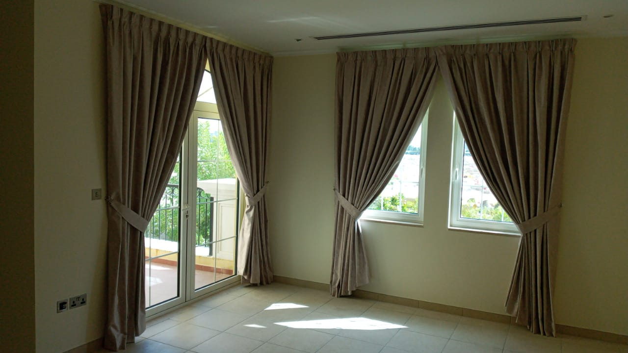 Blackout Curtains Blinds And Curtains Services In Qatar