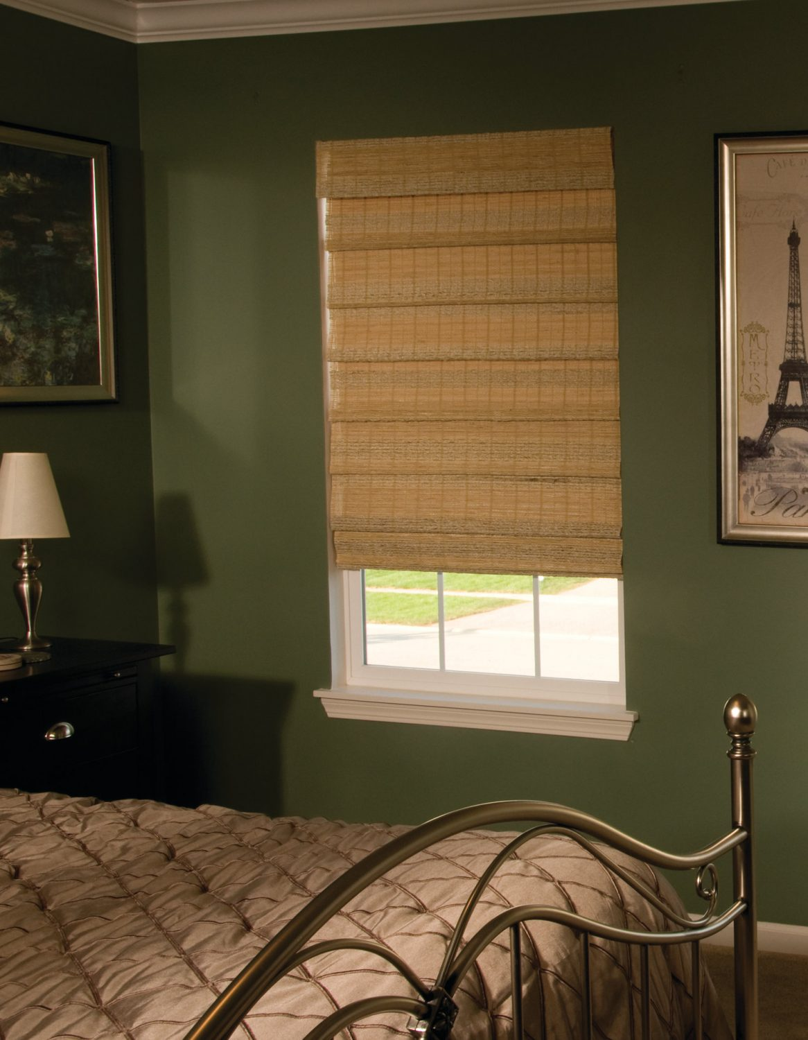 Where To Buy Roman Shades Buy Fabric And Bamboo Roman Shades Locally Blinds N More