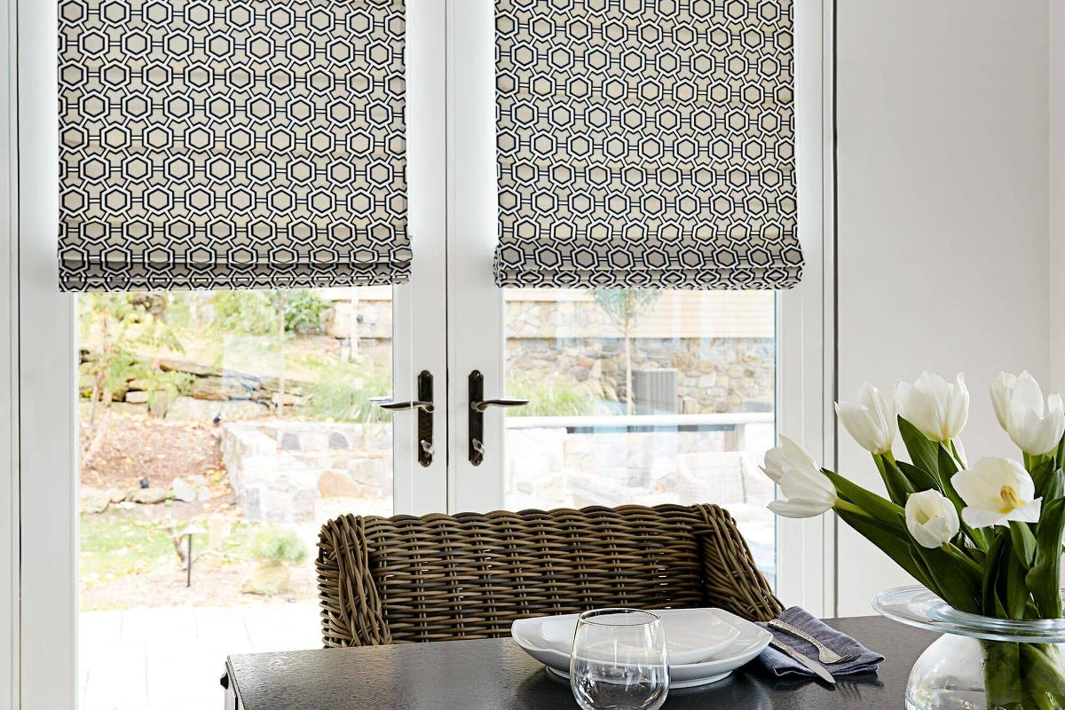 Diy Blinds Online Roman Shades Custom Made Fabric Shades Blinds To Go