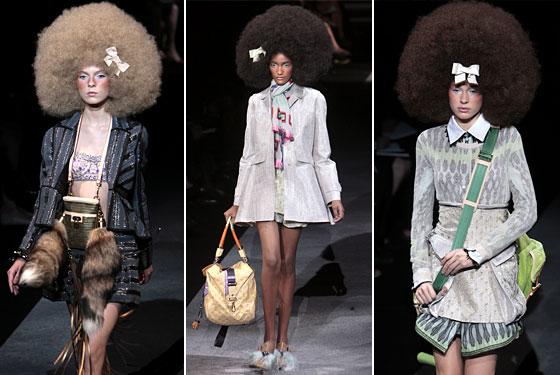 Louis Vuitton Spring 2010 Fashion Week