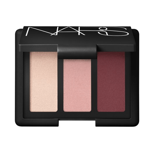 NARS spring 2012 Eye shadow trio DOUCE FRANCE Icy pink : Rose petal pink : Deep rose