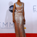 Kerry Washington in Vivienne Westwood at 2012 Primetime Emmys