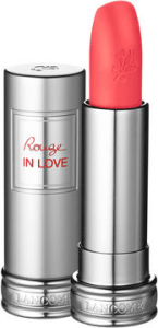 Lancôme Rouge in Love in Rose Boudoir