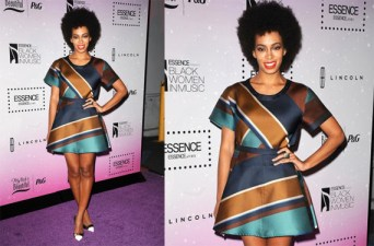 Solange+Knowles+4th+Annual+ESSENCE+Black+Women In+Music+Event