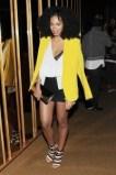 Solange at D'usse Cognac launch party