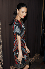 Thandie Newton attends DirectTV Rogue Series New York Premiere at Tribeca Grand Screening Room on March 21 2013 in New York City Source- Cindy Ord:Getty Images North America6