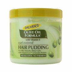 Product ReviewHair: Palmers Olive Oil Formula Curl Extend Hair Pudding