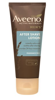 Aveeno Men After Shave Lotion