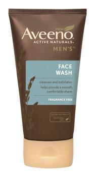 Aveeno Men Face Wash