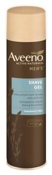 Aveeno Men Shave Gel