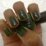Zoya Cashmeres Fall 2013-Hunter swatch