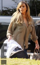 kim kardashian blond hair