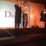 Dior Nordstrom trend show