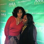 Tracee Ellis Ross and Rana Campbell -- Duck Lips