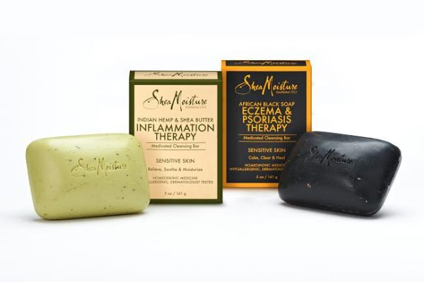 "Product Review—Body Care: SheaMoisture ""First Aid"" Medicated Soaps for Eczema & Irritated Skin"
