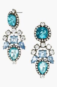 BaubleBar 'Aztec' Crystal Drop Earrings