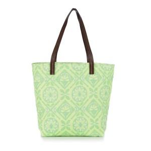 Pattern LA Elsa Jacquard Bag - Bulbe Green