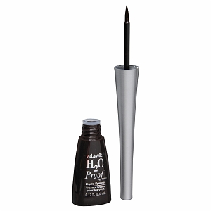 Wet n Wild H2O Proof H2O Proof Liquid Eyeliner, Black Brown