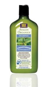 Avalon Organics Peppermint Strengthening Shampoo Pic