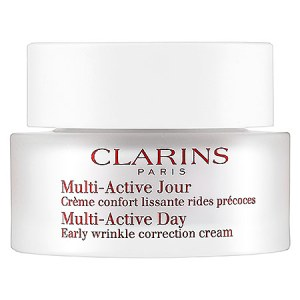 CLARINS Multi-Active Day Early Wrinkle Correction Cream — All Skin Types