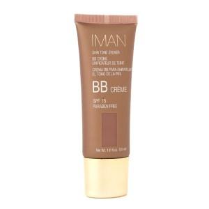 IMAN Skin Tone Evener BB Cream SPF 15