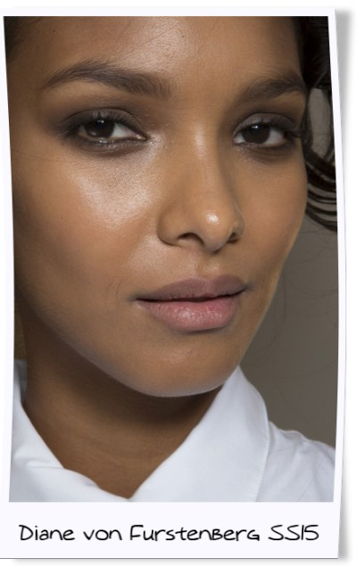 dewy skin polaroid