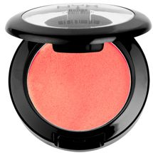 nyx cream blush rouge tickled