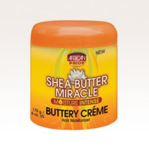 African Pride Shea Butter Miracle (Moisture Intense) Buttery Crème Photo